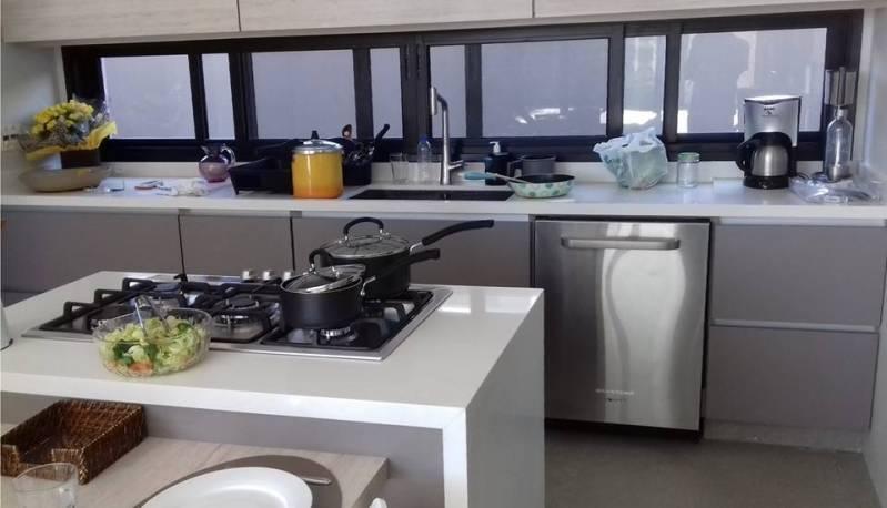 Bancada de Granito para Cozinha Embu das Artes - Bancada de Mármore para Banheiro