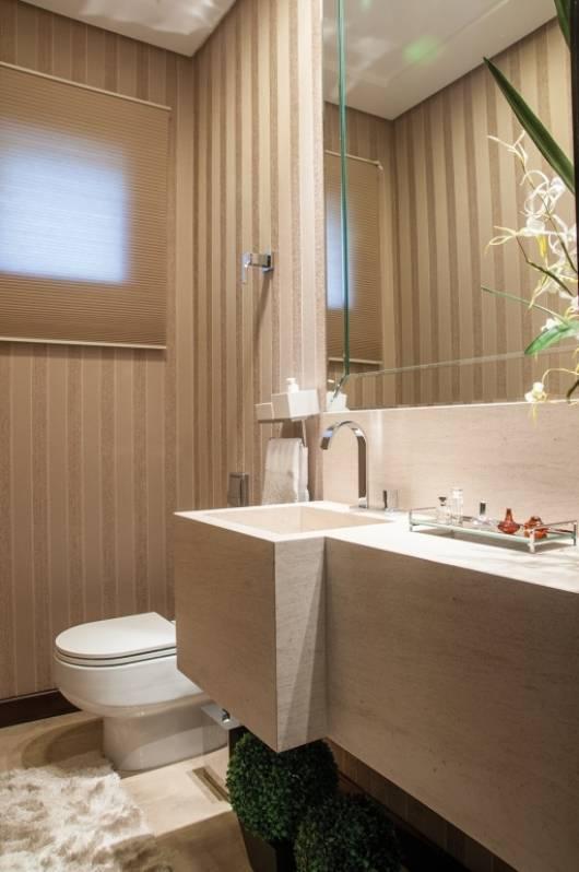 Comprar Lavatório para Banheiro em Mármore Serra da Cantareira - Lavatório para Banheiro em Mármore