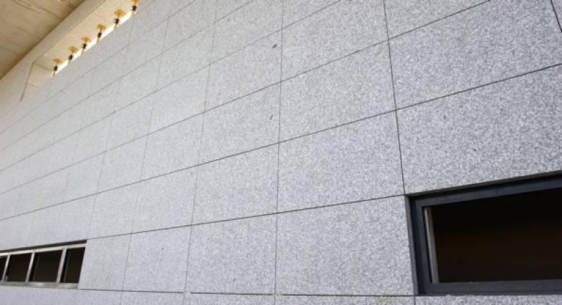 Fachada de Granito Butantã - Fachada de Casa com Mármore