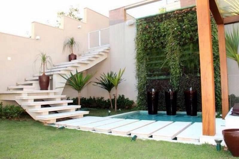 Fachada em Granito para Jardim Atibaia - Fachada com Mármore