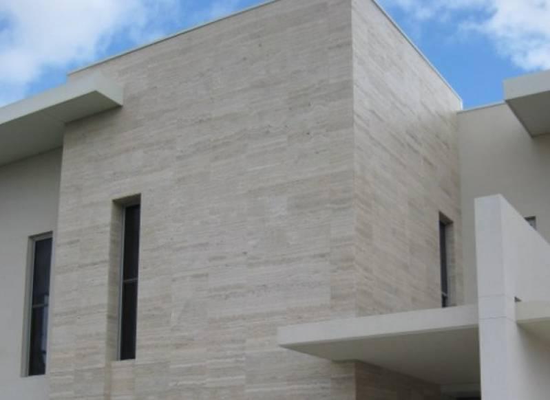 Fachadas de Mármore Cidade Tiradentes - Fachada de Casa com Mármore