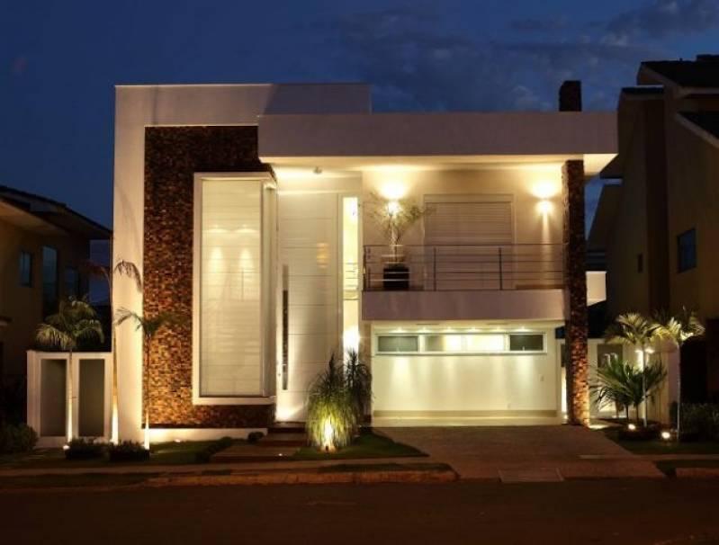 Granito para Fachada Residencial Preço Cubatão - Fachada de Casa com Mármore