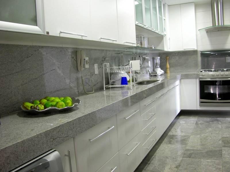 Piso de Mármore para Cozinha Preço Vila Guilherme - Piso de Cozinha em Silestone