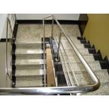 empresa de escada de granito Araçatuba